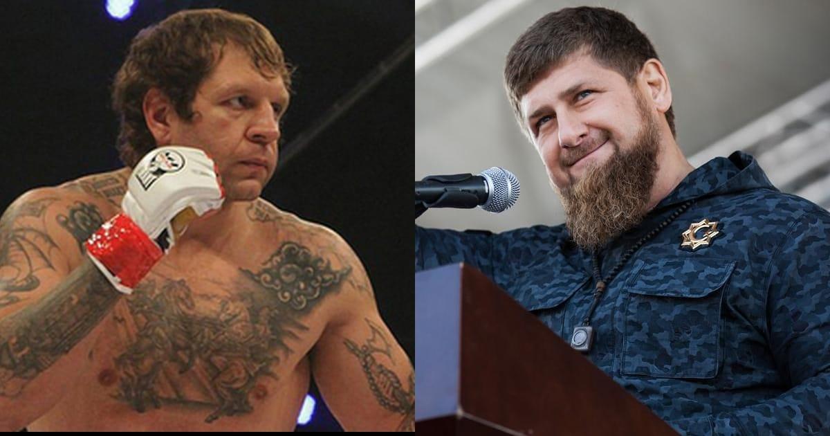 Скандалният руски ММА боец Александър Емеляненко разкри как президентът на