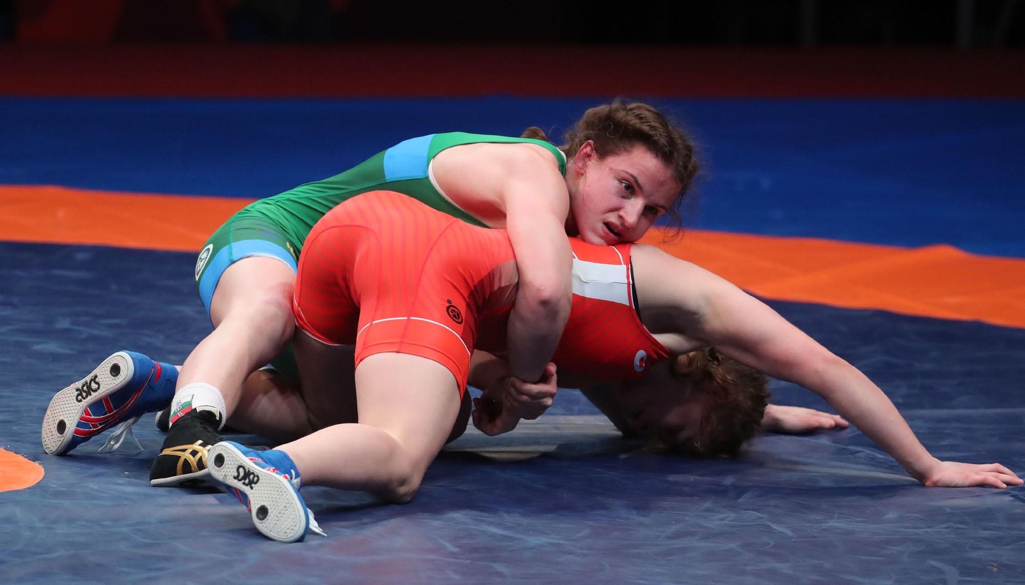 Трикратната еврошампионка в три различни категории Биляна Дудова започва срещу