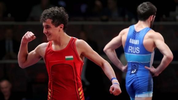 """""""Много съм радостен - призна европейският шампион за мъже Едмонд"""