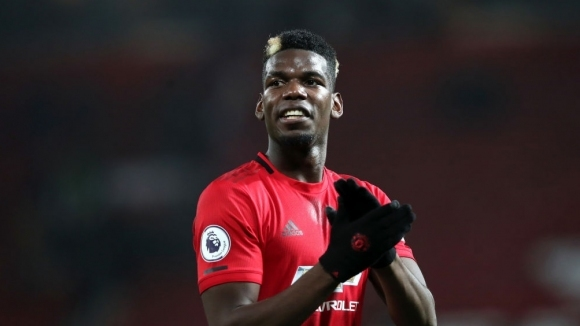 Полузащитникът на Манчестър Юнайтед Пол Погба може да се възстанови