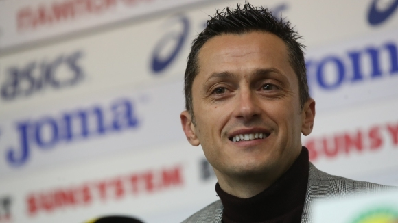 Бившият футболист и треньор на ЦСКА Христо Янев говори днес