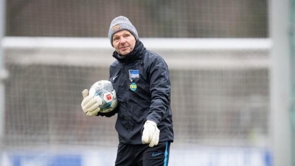 Треньорът на вратарите Жолт Петри ще се завърне в Херта