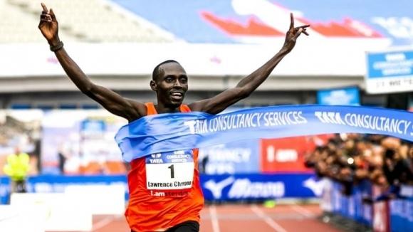 Победителят от маратона на Чикаго Лорънс Чероно ще замени контузения
