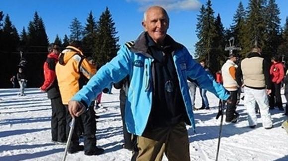 Най-възрастният ски учител в света е българин! Няма ден, в