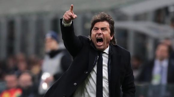 Треньорът на Интер Антонио Конте говори за опасностите, които крият