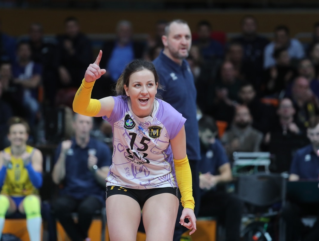 Женският волейболен шампион на България Марица (Пловдив) ще изиграе последния