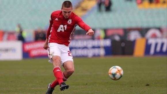 Младият талант на ЦСКА-София Валентин Антов е категоричен, че не