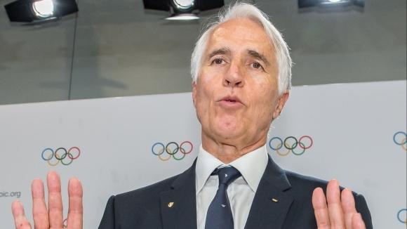Президентът на Италианския олимпийски комитет Джовани Малаго е убеден, че