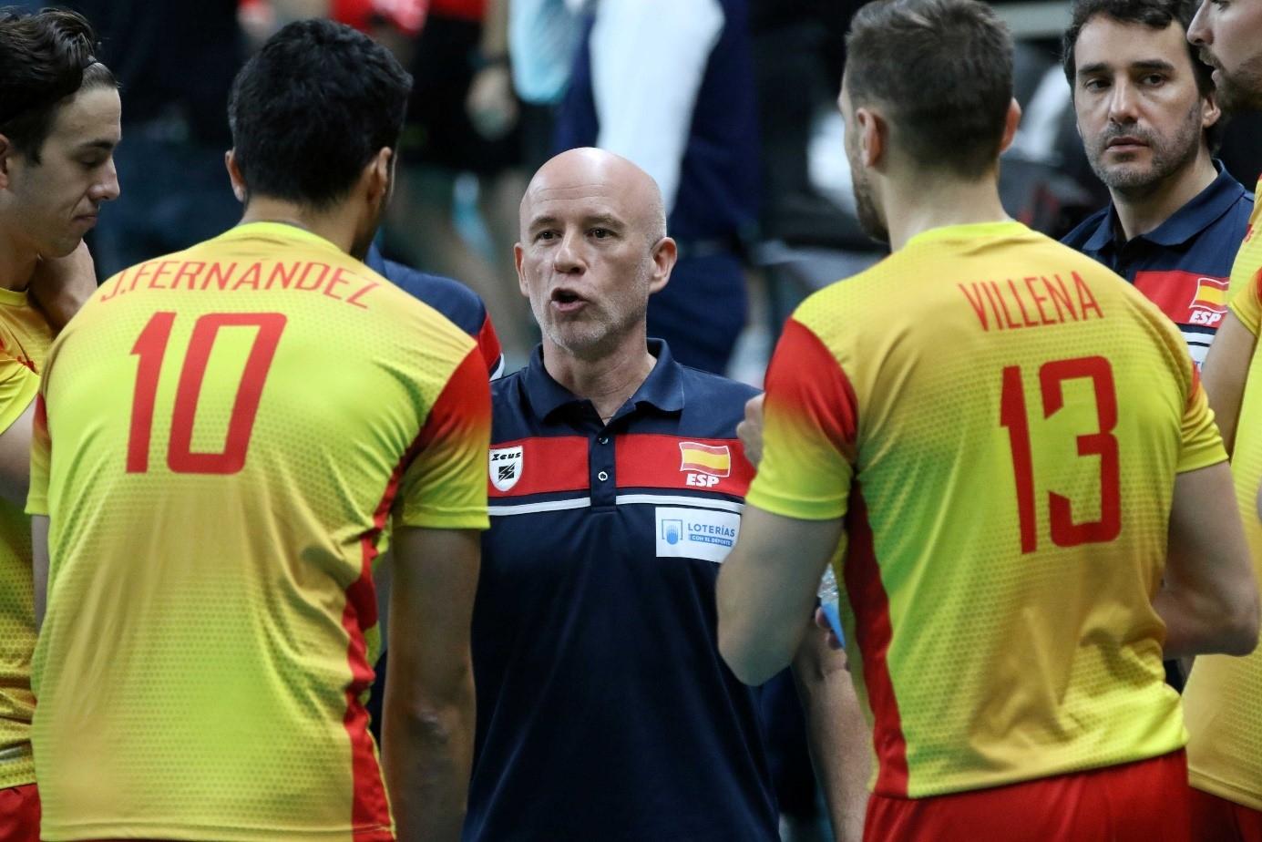 Испанецът Фернандо Муньос поема поста старши-треньор на мъжкия национален отбор