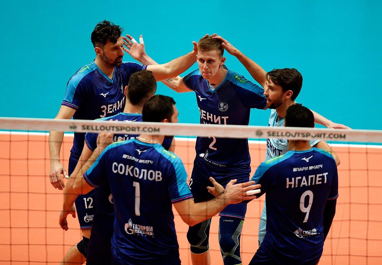 Националът Цветан Соколов и неговият Зенит (Казан) записаха 14-а победа
