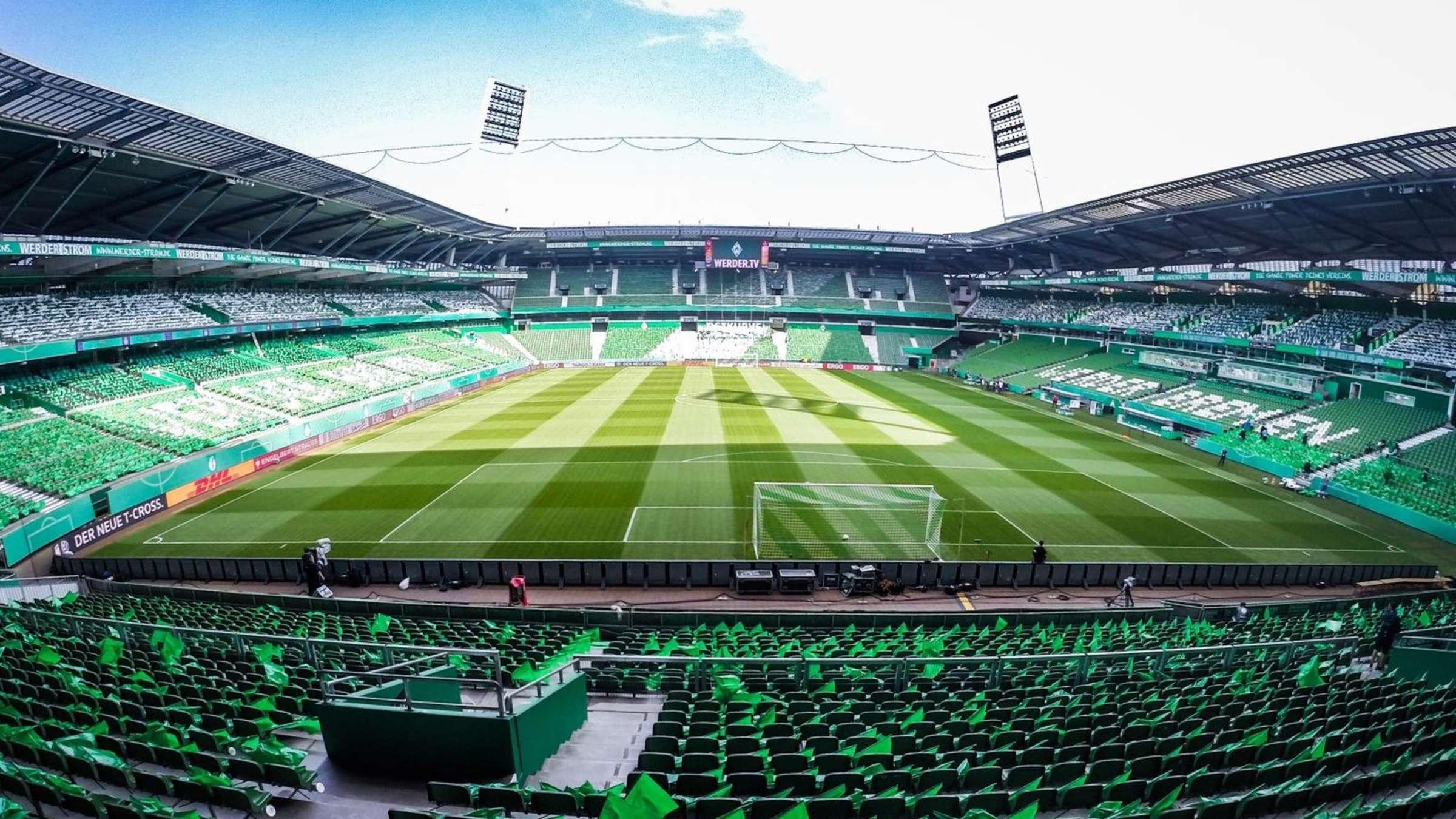 Германската футболна лига реши да отложи мача между Вердер (Бремен)