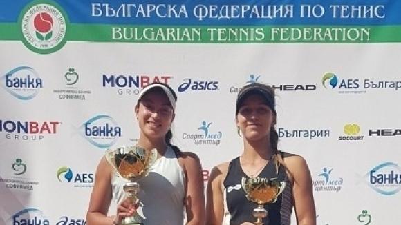 Българките Петя Аршинкова и Гергана Топалова се класираха за финала