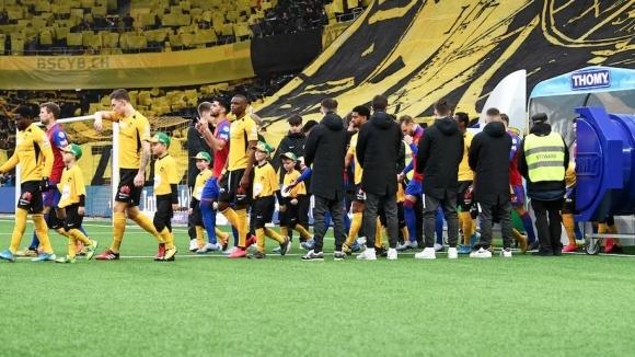 Швейцарската футболна лига отмени мачовете от първенството, които бяха планирани