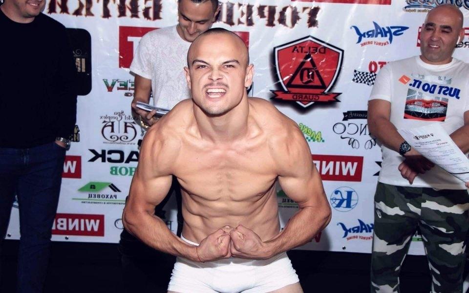 Борислав Велев – Рой нокаутира седми пореден съперник в седем