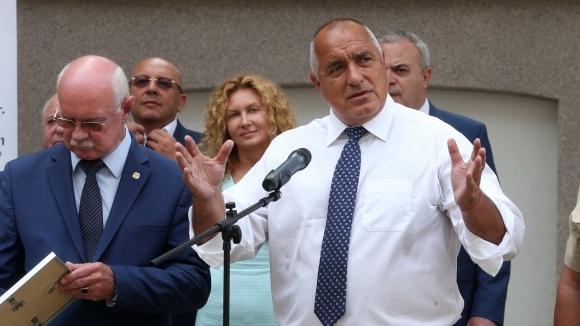 Премиерът Бойко Борисов пристига днес в Пловдив. Той ще има