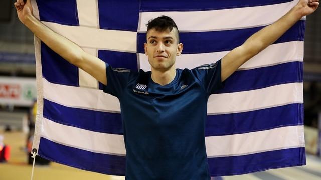 Европейският шампион в скока на дължина в зала и на
