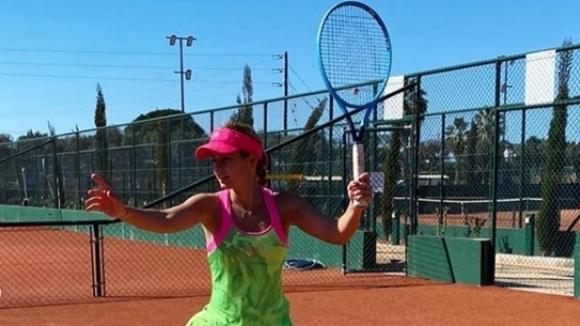Българката Юлия Стаматова отпадна във втория кръг турнира по тенис