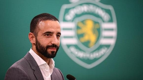 Новият треньор на Спортинг Лисабон Рубен Аморим прие предизвикателството, което