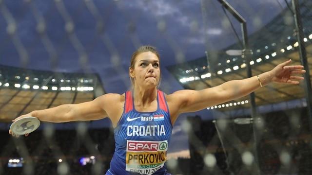2020 година може да се окаже историческа за хърватката Сандра