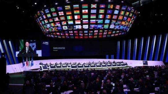 Съветът на Световната футболна федерация (ФИФА) е взел решение да
