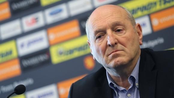 Президентът на Българския футболен съюз Михаил Касабов заяви пред Sportal.bg,