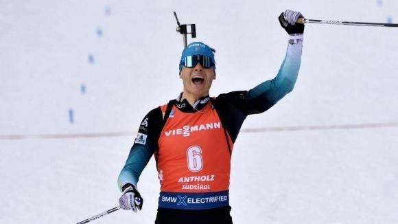 Българските участници в световната купа по биатлон за мъже са