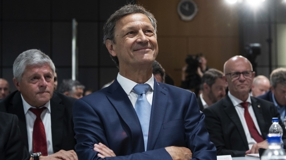 Доминик Бланк, президент на Швейцарската футболна федерация (ШФФ), е дал