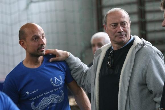 Бившият треньор на Левски Емил Велев - Кокала говори по