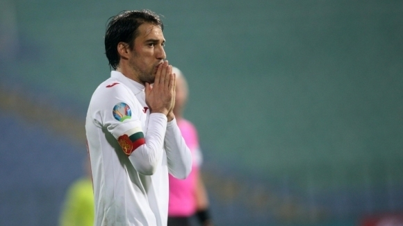 Бившият капитан на България Ивелин Попов даде специално говори пред