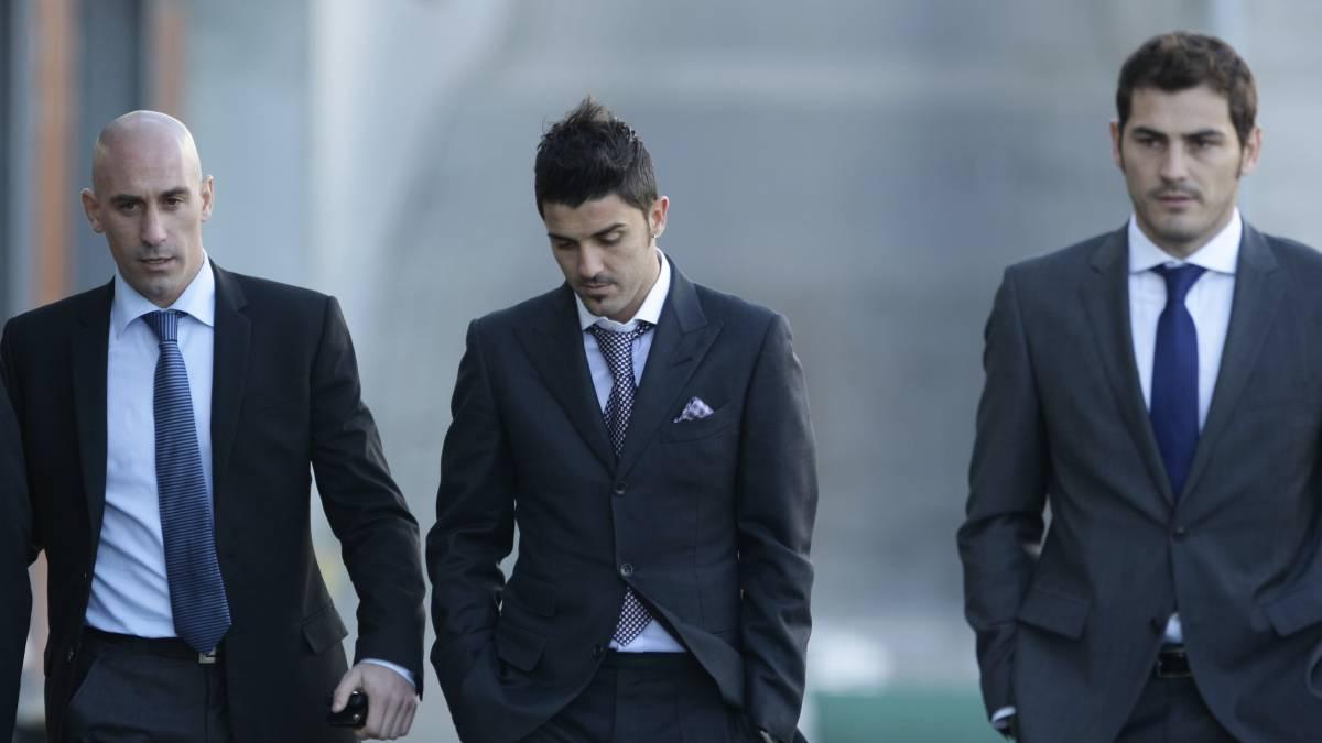 Президентът на Кралската испанска футболна федерация Луис Рубиалес ще обяви