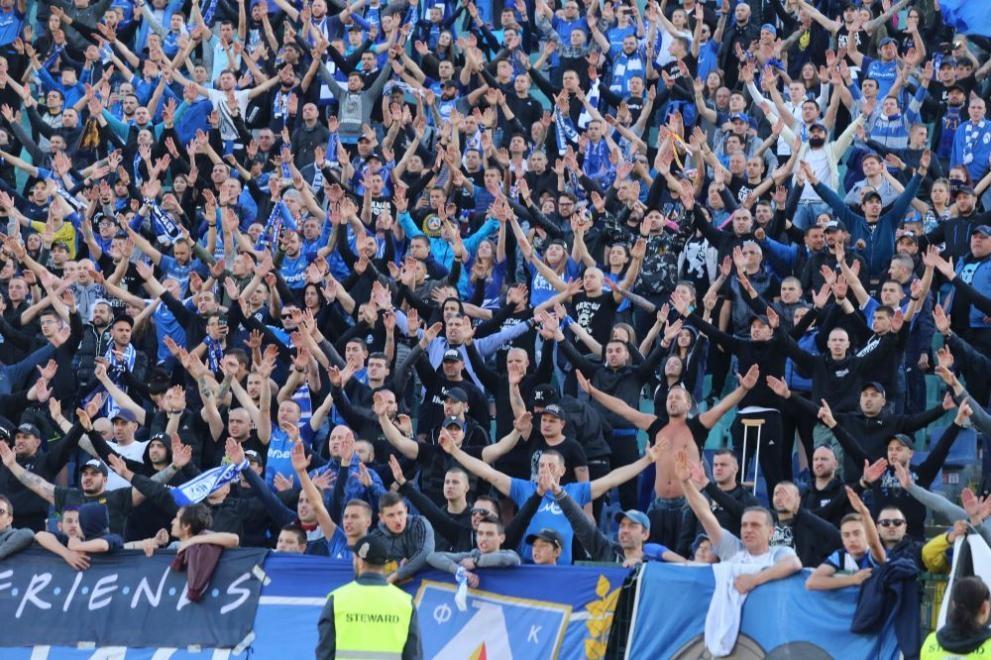 Болшинството от феновете на Левски искат от ръководството на клуба