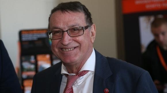 Секретарят на медицинската комисия към БФС доктор Михаил Илиев говори