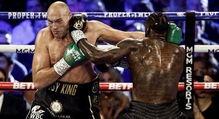 Новият шампион на WBC в тежката дивизия – Тайсън Фюри,
