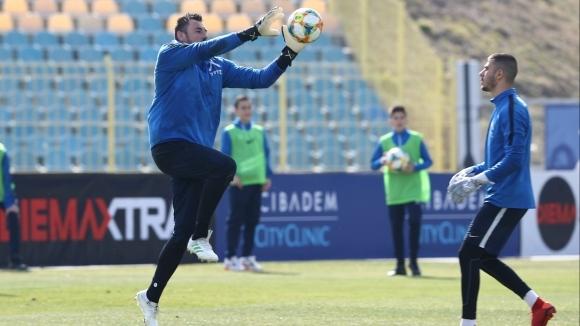 Представителният отбор на Левски ще поднови тренировъчния си процес на