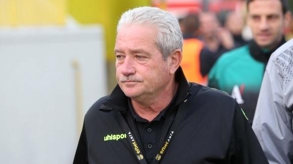 Старши треньорът на Ботев (Пловдив) Ферарио Спасов заяви пред клубния
