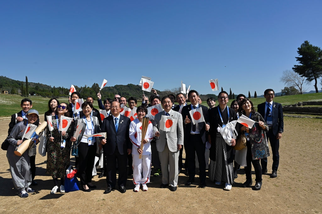 Вицепрезидентът на Организационния комитет за Олимпиадата в Токио 2020 Тошиаки