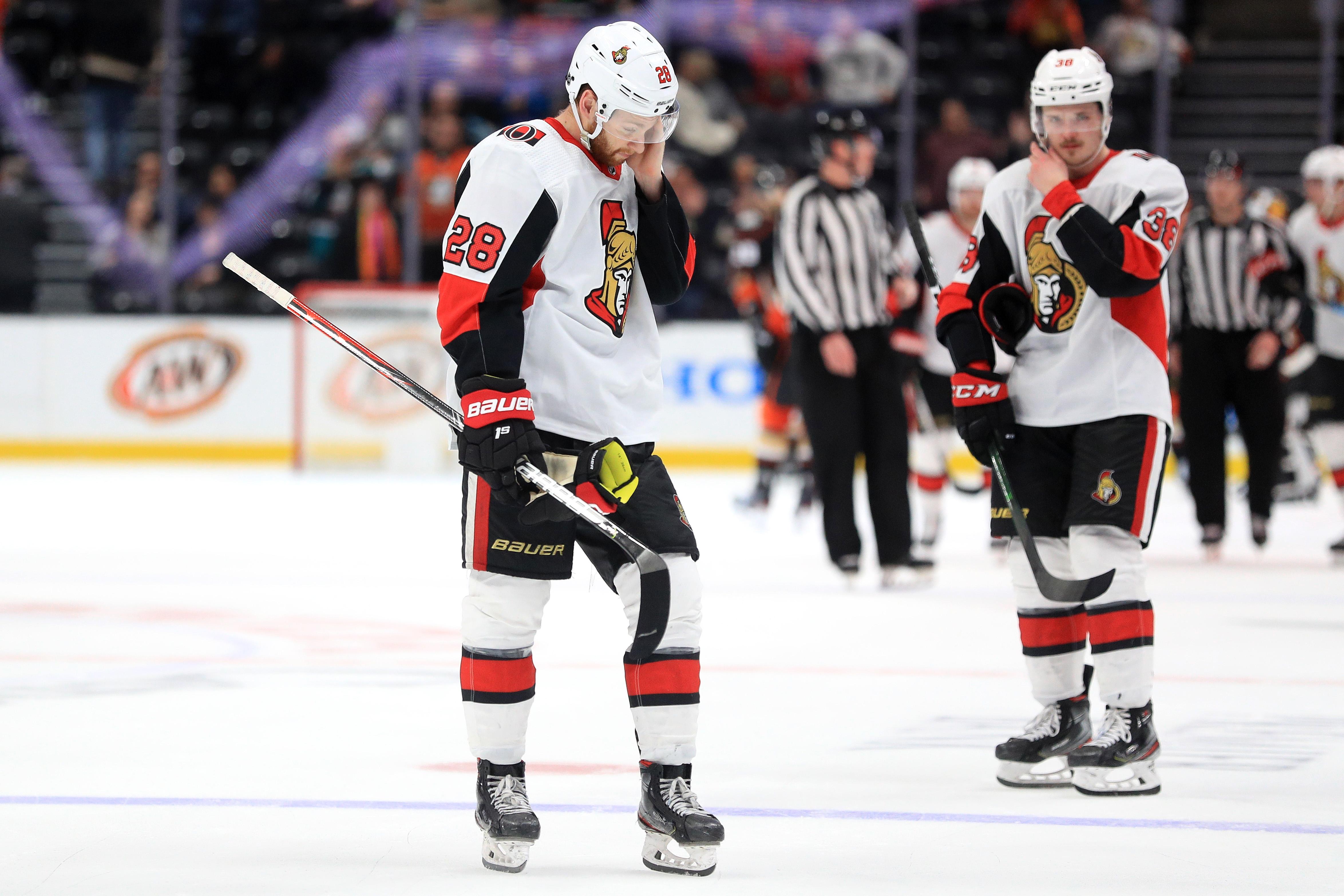 Втори играч от отбора от НХЛ Отава Сенатърс е заразен