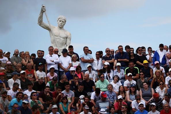 Президентът на Италианската тенис федерация Анджело Бинаги се надява големият