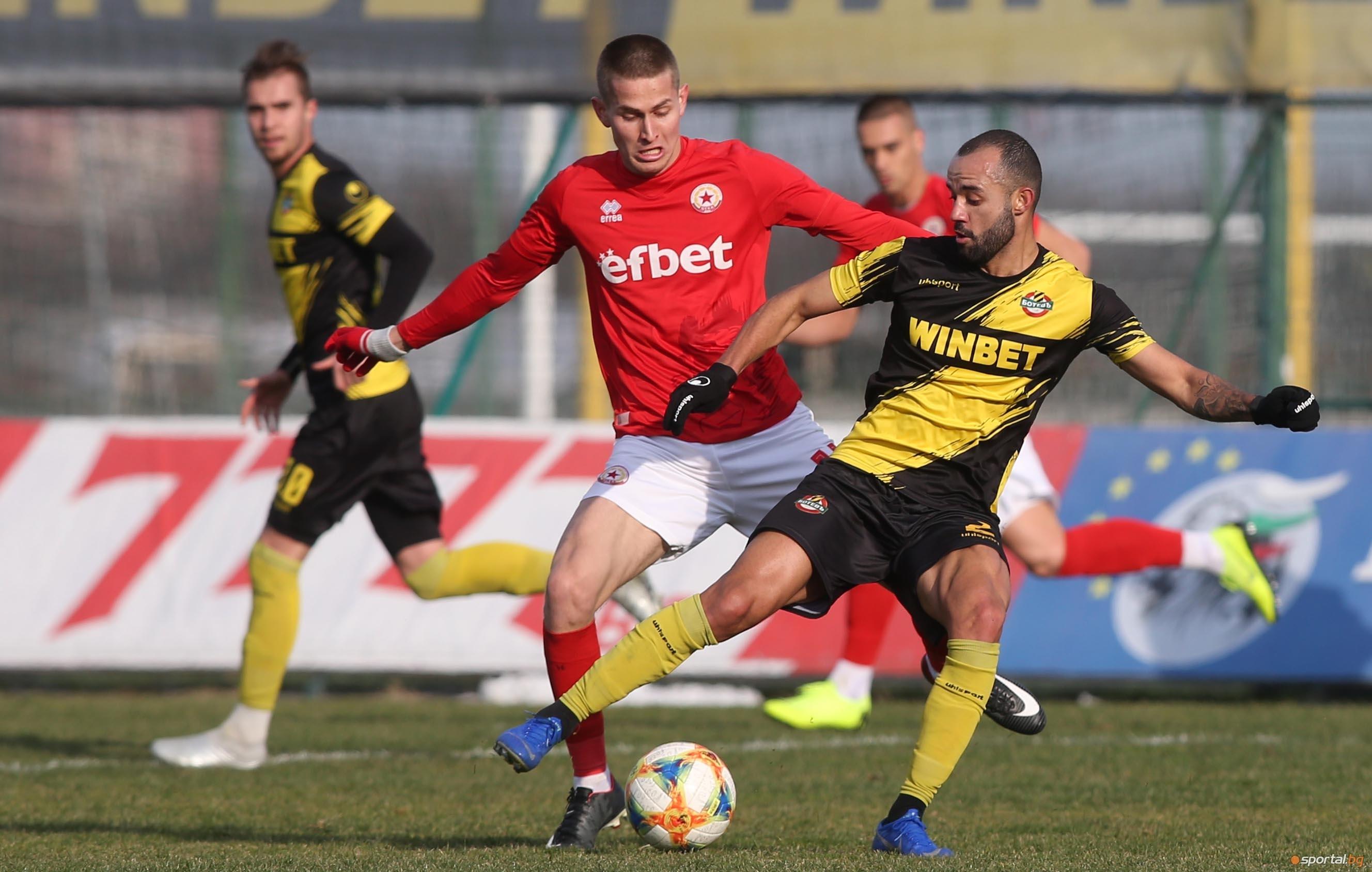 Бразилският защитник от Ботев (Пловдив) Джонатан Перейра е впечатлен от