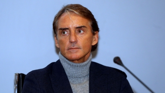 Селекционерът на Италия Роберто Манчини сподели болката си от случващото