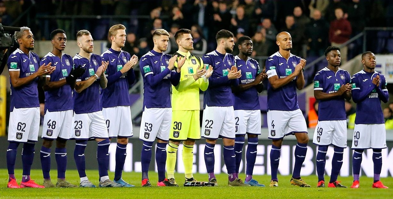 Андерлехт иска от своите футболисти да намалят месечните си заплати