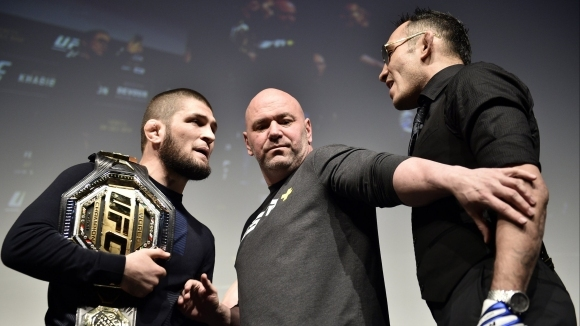 Дейна Уайт обеща на всички фенове, че UFC 249 наистина
