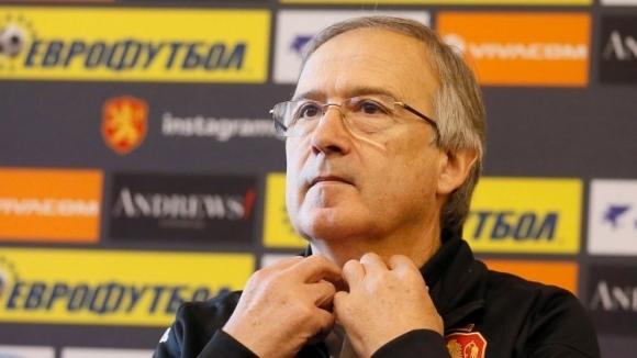 Националният селекционер Георги Дерменджиев се включи в ефира на Sportal