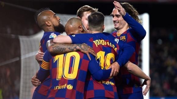 Футболистите на Барселона не са одобрили първото предложение на клубното