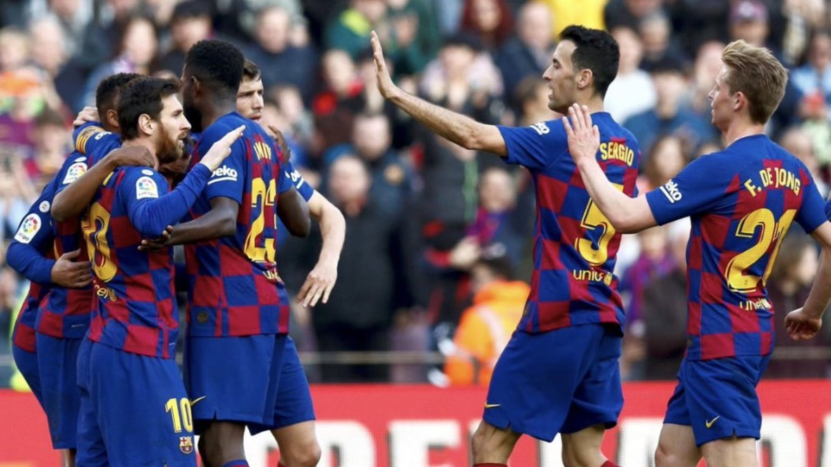 Не всички футболисти на Барселона са съгласни с предложението на