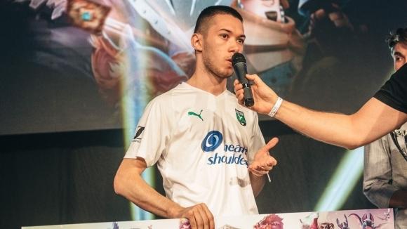 Eдин от най-добрите български играчи Сезер