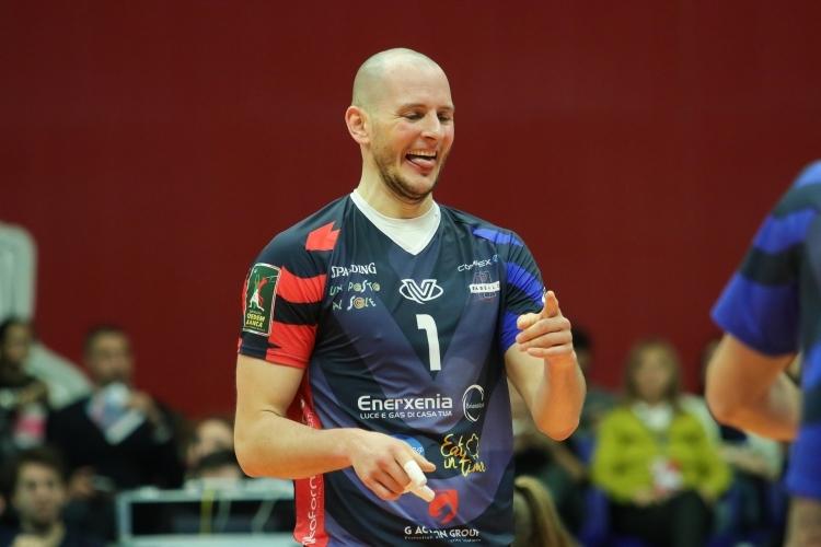 Полската звезда Бартош Курек ще напусне италианския Веро Волей (Монца),