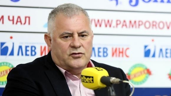 Вицепрезидентът на Българската федерация по джудо Даме Стойков е сред