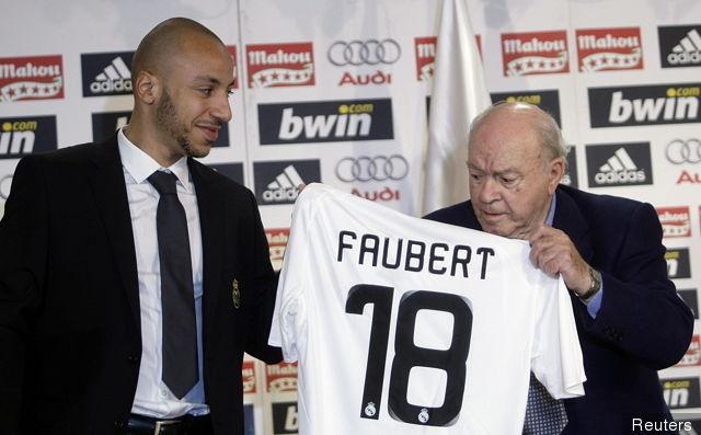 Бившият полузащитник на Реал Мадрид Жулиен Фобер призна, че в