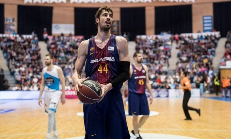 Капитанът на Барселона Анте Томич публично изрази мнението си за